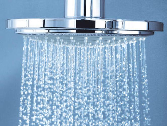 Elke dag douchen in slecht voor je huid