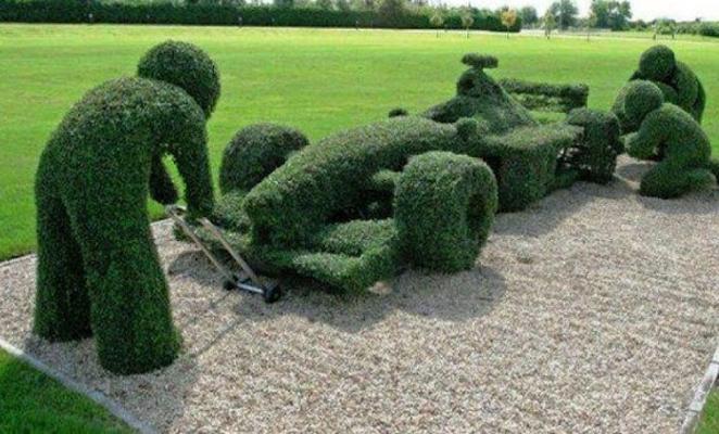 Formule 1 wordt steeds milieuvriendelijker