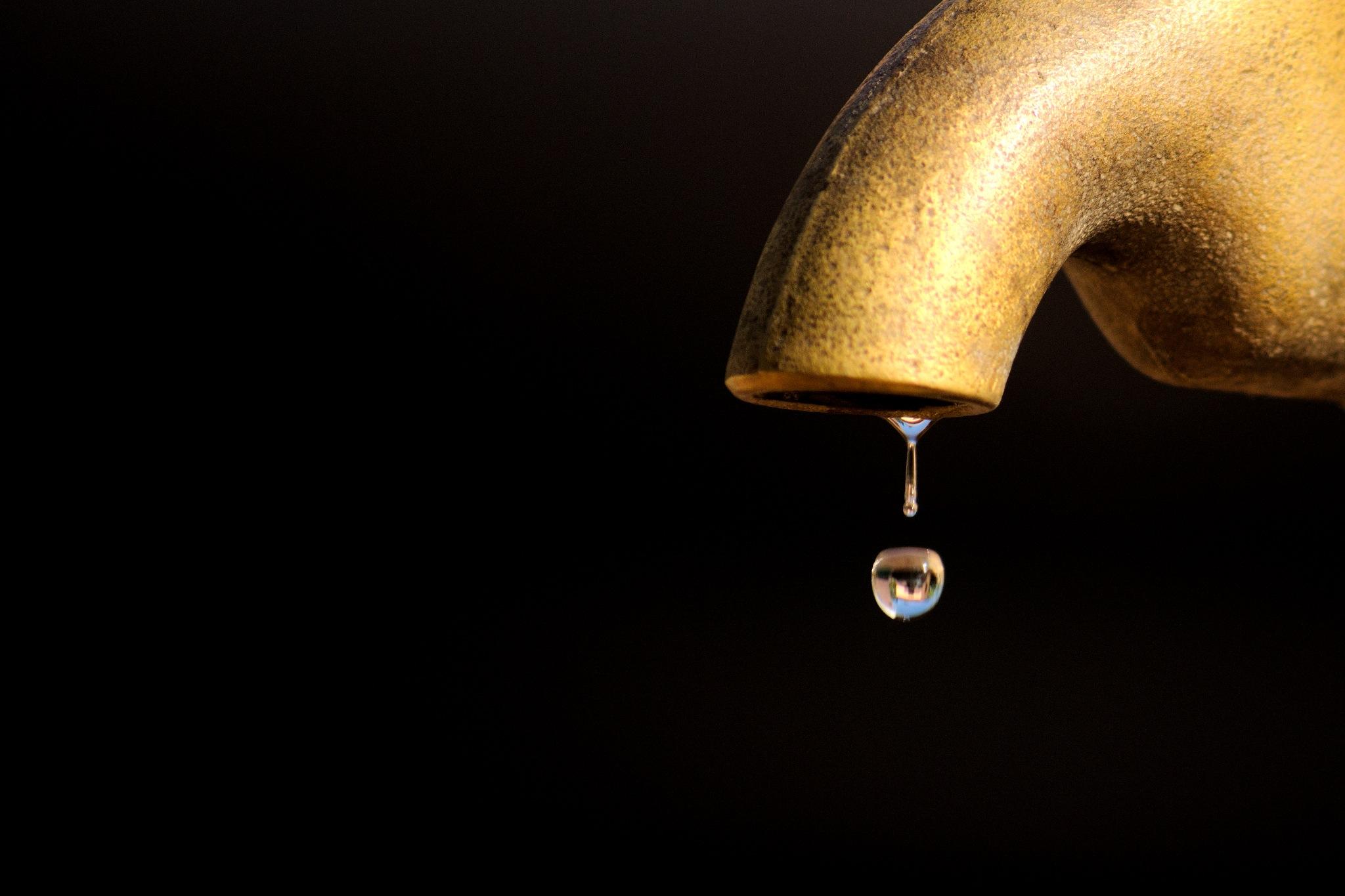 Lekkende kranen en waterverlies oplossen (water besparen)