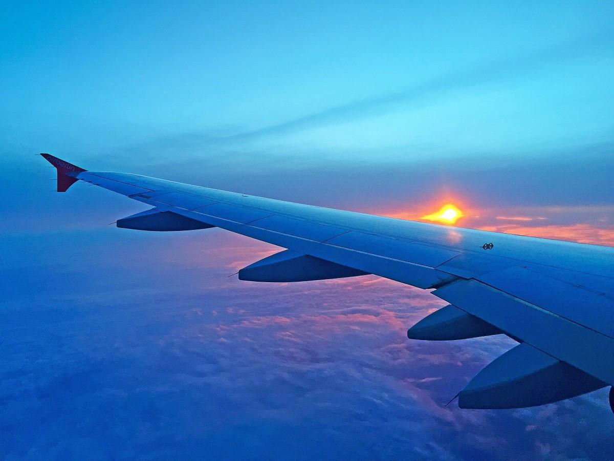 Het effect van vliegverkeer op het milieu