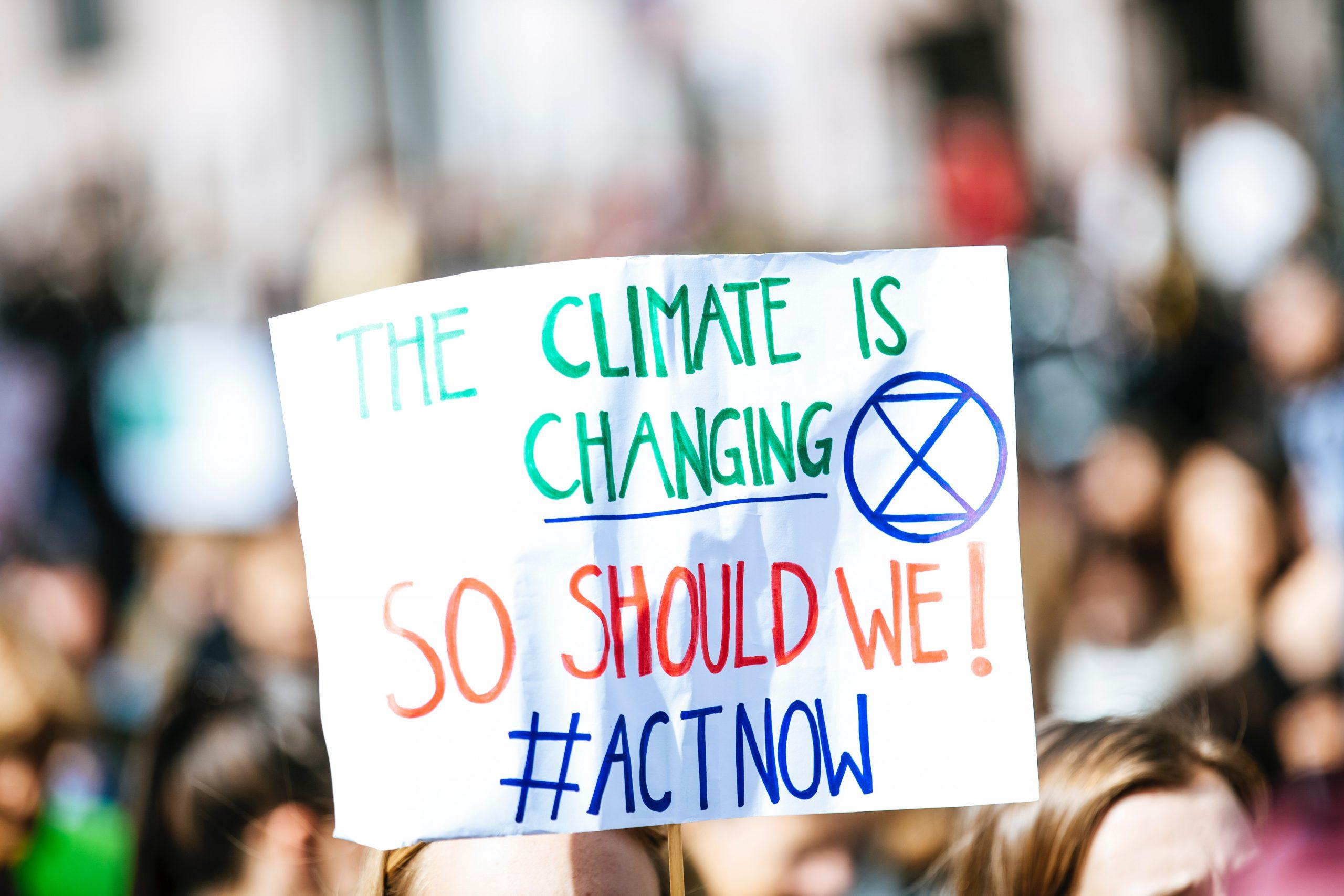 Hoe jij het woord over klimaatverandering kunt verspreiden